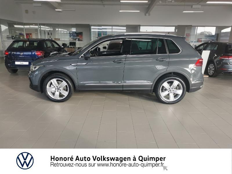 Photo 22 de l'offre de VOLKSWAGEN Tiguan 2.0 TDI 200ch Elegance 4Motion DSG7 à 46900€ chez Honore Auto - Volkswagen Quimper