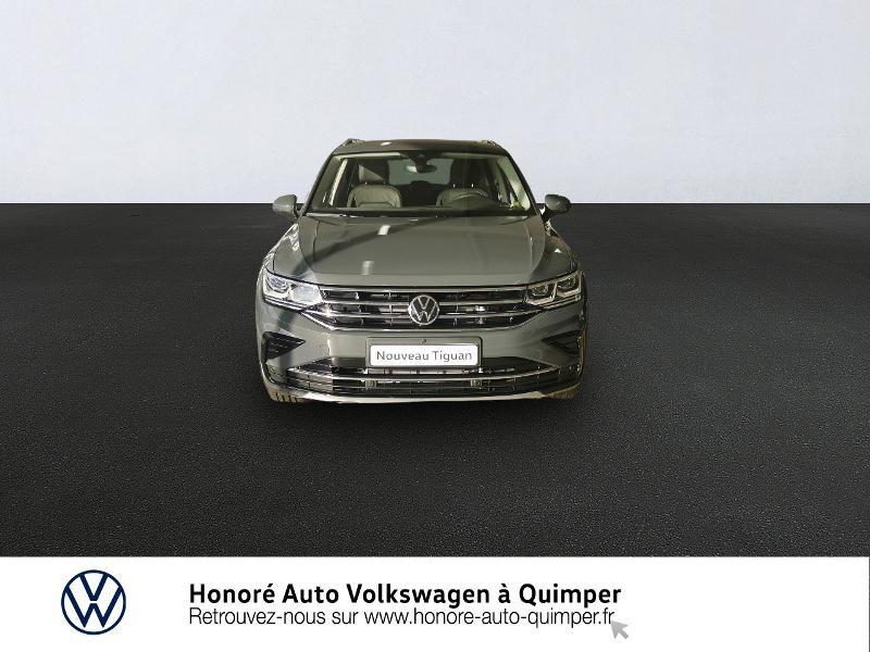 Photo 5 de l'offre de VOLKSWAGEN Tiguan 2.0 TDI 200ch Elegance 4Motion DSG7 à 46900€ chez Honore Auto - Volkswagen Quimper