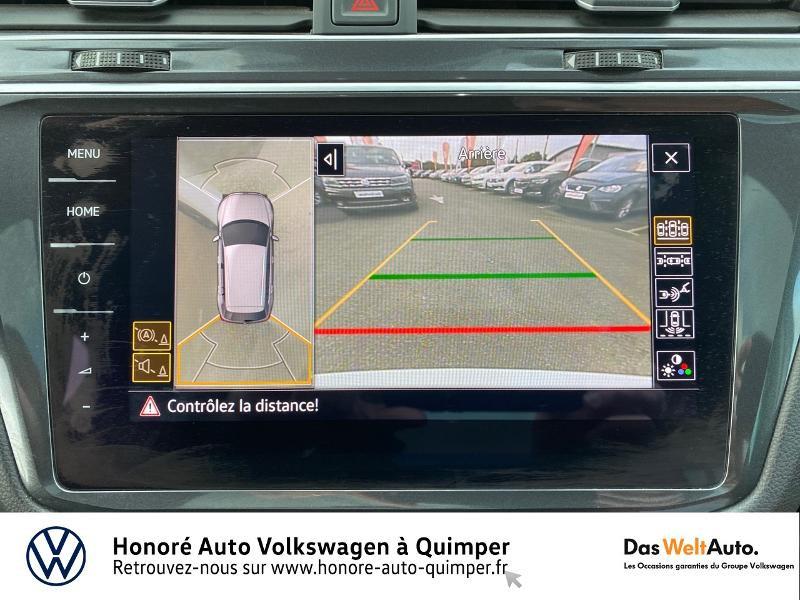 Photo 10 de l'offre de VOLKSWAGEN Tiguan 2.0 TDI 190ch Carat Exclusive 4Motion DSG7 à 26890€ chez Honore Auto - Volkswagen Quimper
