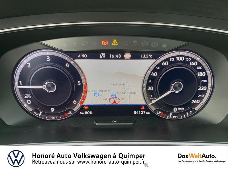 Photo 12 de l'offre de VOLKSWAGEN Tiguan 2.0 TDI 190ch Carat Exclusive 4Motion DSG7 à 26890€ chez Honore Auto - Volkswagen Quimper