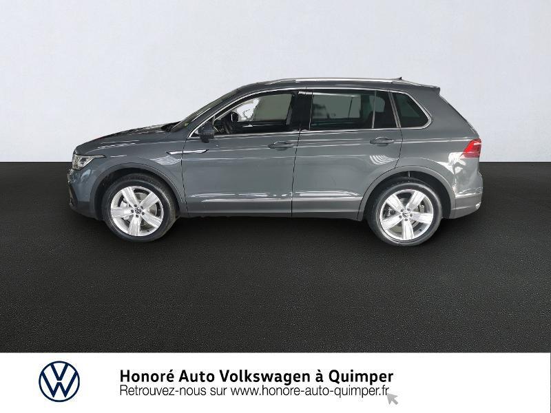 Photo 2 de l'offre de VOLKSWAGEN Tiguan 2.0 TDI 200ch Elegance 4Motion DSG7 à 46900€ chez Honore Auto - Volkswagen Quimper
