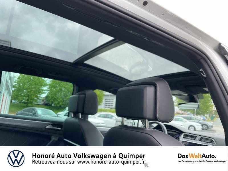 Photo 14 de l'offre de VOLKSWAGEN Tiguan 2.0 TDI 190ch Carat Exclusive 4Motion DSG7 à 27490€ chez Honore Auto - Volkswagen Quimper