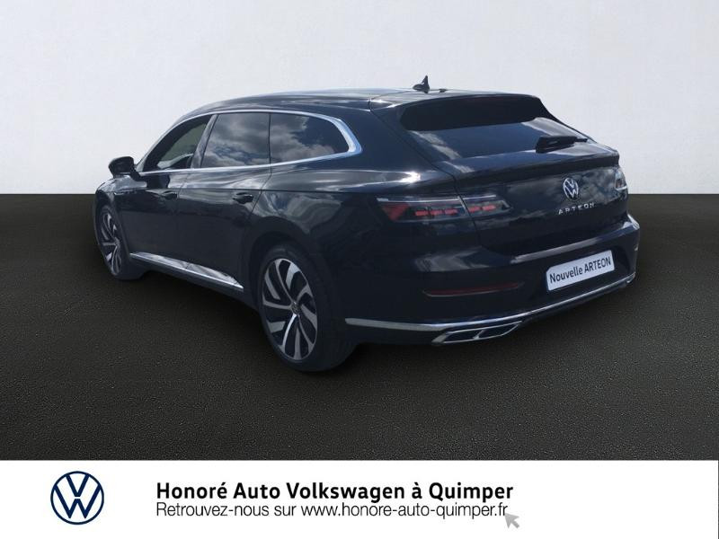 Photo 3 de l'offre de VOLKSWAGEN Arteon ShootingBrake 2.0 TDI EVO 150ch R-Line DSG7 à 44900€ chez Honore Auto - Volkswagen Quimper