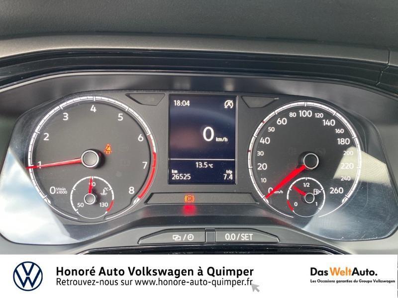 Photo 13 de l'offre de VOLKSWAGEN Polo 1.0 MPI 65ch Confortline Euro6d-T à 12490€ chez Honore Auto - Volkswagen Quimper