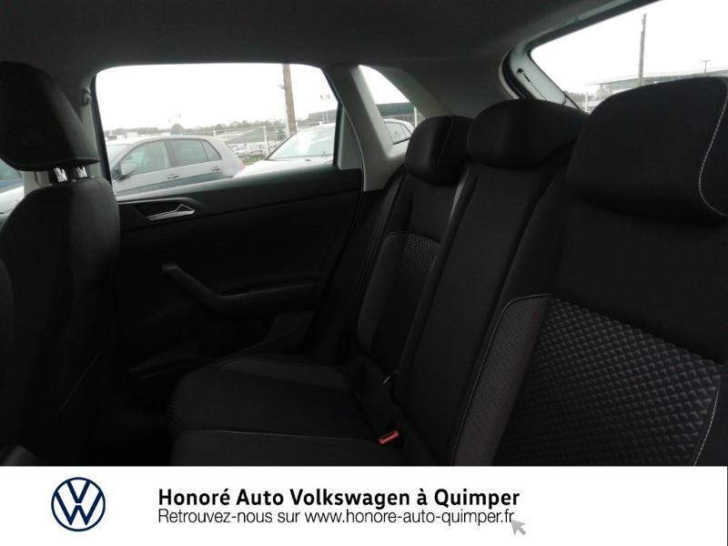 Photo 11 de l'offre de VOLKSWAGEN Polo 1.0 TSI 95ch Active BVM5 à 16900€ chez Honore Auto - Volkswagen Quimper