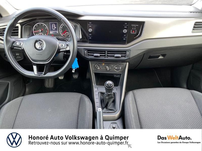Photo 9 de l'offre de VOLKSWAGEN Polo 1.0 MPI 65ch Confortline Euro6d-T à 12490€ chez Honore Auto - Volkswagen Quimper