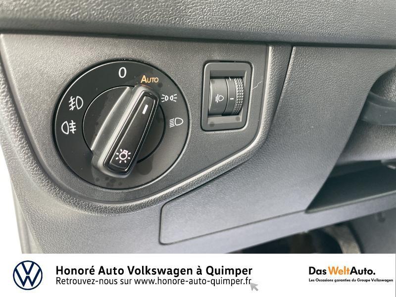Photo 18 de l'offre de VOLKSWAGEN Polo 1.0 MPI 65ch Trendline Euro6d-T à 13490€ chez Honore Auto - Volkswagen Quimper