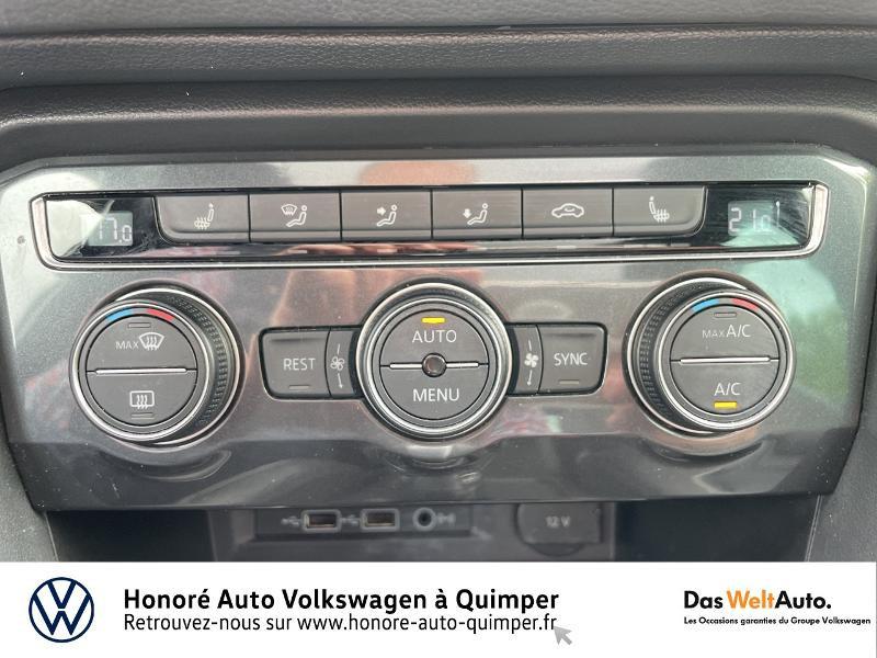 Photo 18 de l'offre de VOLKSWAGEN Tiguan 2.0 TDI 190ch Carat Exclusive 4Motion DSG7 à 27490€ chez Honore Auto - Volkswagen Quimper