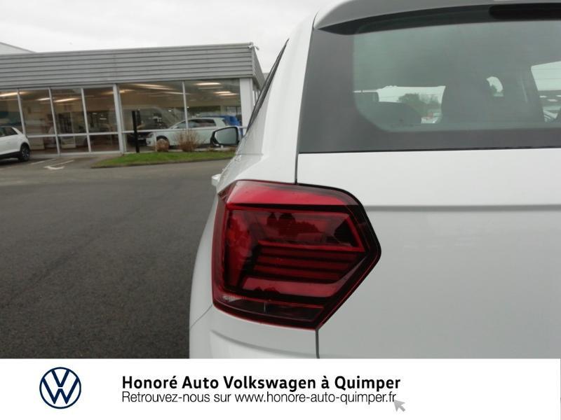 Photo 17 de l'offre de VOLKSWAGEN Polo 1.0 TSI 95ch Active BVM5 à 16900€ chez Honore Auto - Volkswagen Quimper