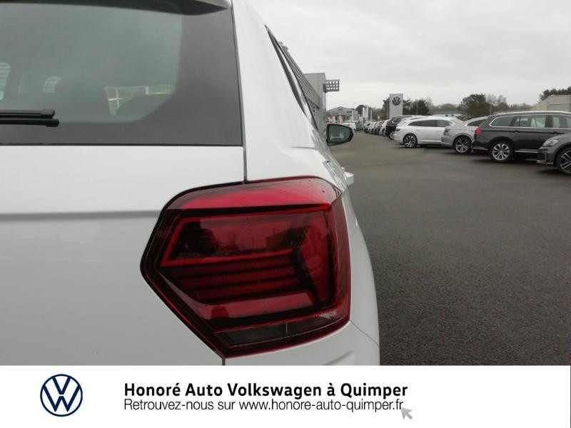 Photo 18 de l'offre de VOLKSWAGEN Polo 1.0 TSI 95ch Active BVM5 à 16900€ chez Honore Auto - Volkswagen Quimper