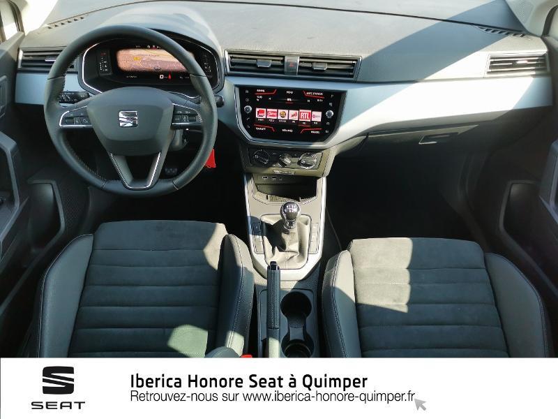 Photo 8 de l'offre de SEAT Arona 1.0 EcoTSI 95ch Start/Stop Urban Euro6d-T à 17790€ chez Honore Auto - Volkswagen Quimper