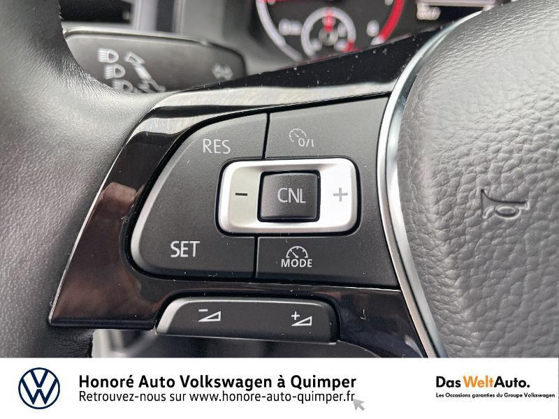 Photo 15 de l'offre de VOLKSWAGEN Polo 1.0 MPI 65ch Trendline Euro6d-T à 13490€ chez Honore Auto - Volkswagen Quimper