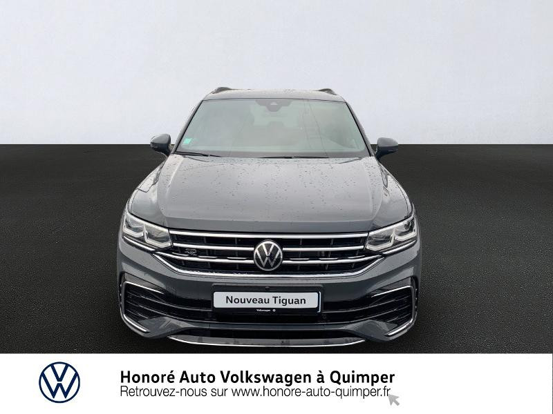 Photo 5 de l'offre de VOLKSWAGEN Tiguan 2.0 TDI 150ch R-Line 4Motion DSG7 à 39900€ chez Honore Auto - Volkswagen Quimper