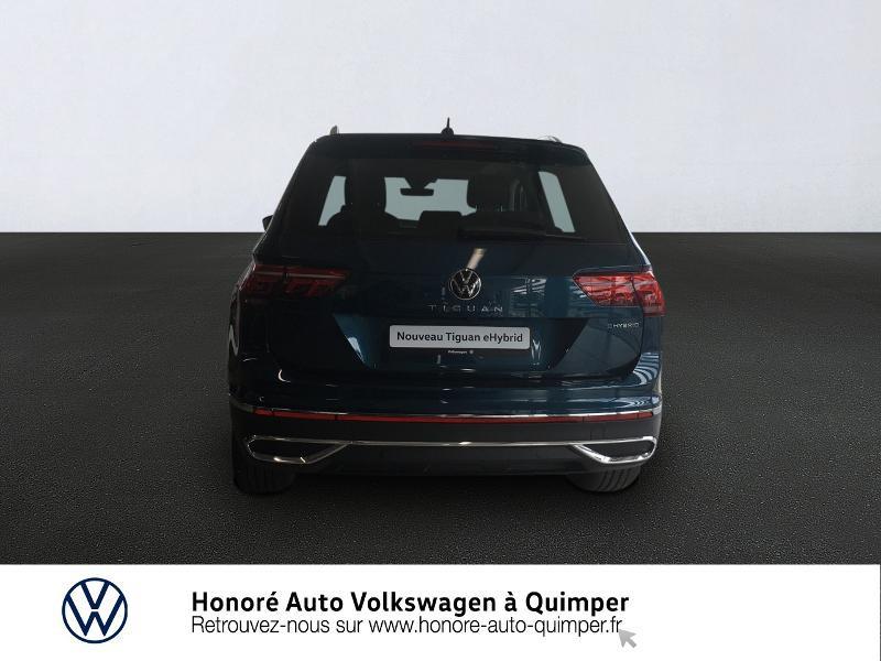 Photo 4 de l'offre de VOLKSWAGEN Tiguan 1.4 eHybrid 245ch Elegance Exclusive DSG6 à 45900€ chez Honore Auto - Volkswagen Quimper