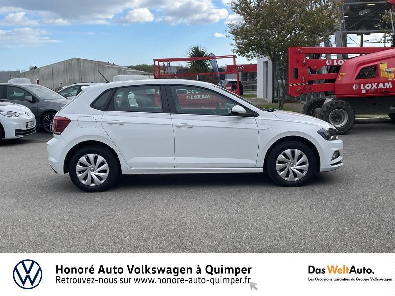 Photo 24 de l'offre de VOLKSWAGEN Polo 1.0 MPI 65ch Trendline Euro6d-T à 13490€ chez Honore Auto - Volkswagen Quimper
