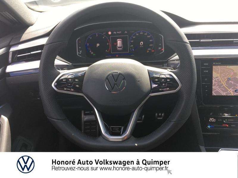 Photo 12 de l'offre de VOLKSWAGEN Arteon ShootingBrake 2.0 TDI EVO 150ch R-Line DSG7 à 44900€ chez Honore Auto - Volkswagen Quimper