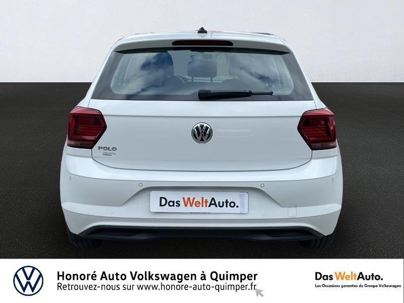 Photo 5 de l'offre de VOLKSWAGEN Polo 1.6 TDI 80ch Confortline Business Euro6d-T à 15480€ chez Honore Auto - Volkswagen Quimper
