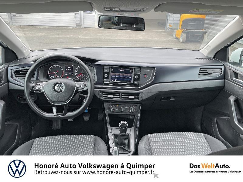 Photo 6 de l'offre de VOLKSWAGEN Polo 1.0 MPI 65ch Trendline Euro6d-T à 13490€ chez Honore Auto - Volkswagen Quimper