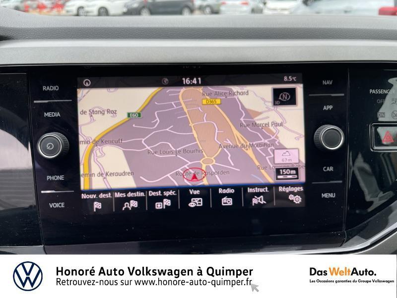 Photo 16 de l'offre de VOLKSWAGEN Polo 1.6 TDI 80ch Confortline Business Euro6d-T à 15480€ chez Honore Auto - Volkswagen Quimper