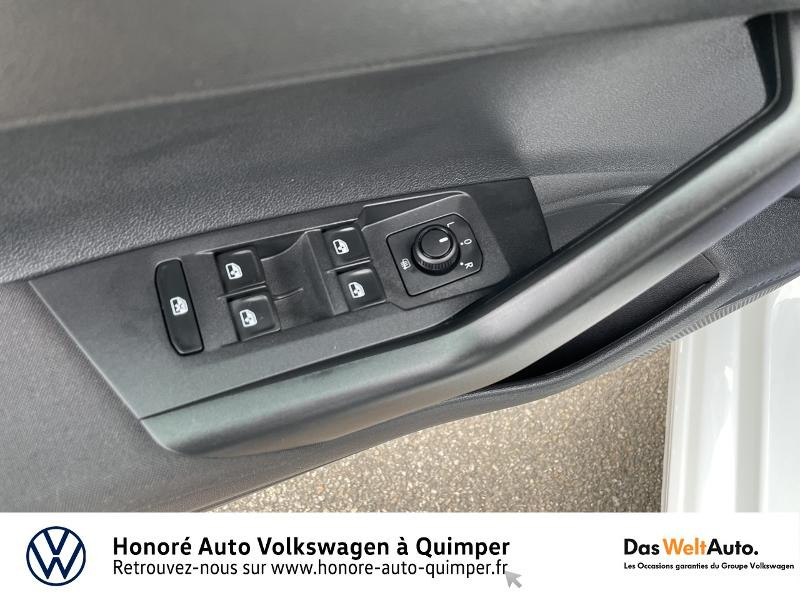 Photo 19 de l'offre de VOLKSWAGEN Polo 1.0 MPI 65ch Trendline Euro6d-T à 13490€ chez Honore Auto - Volkswagen Quimper