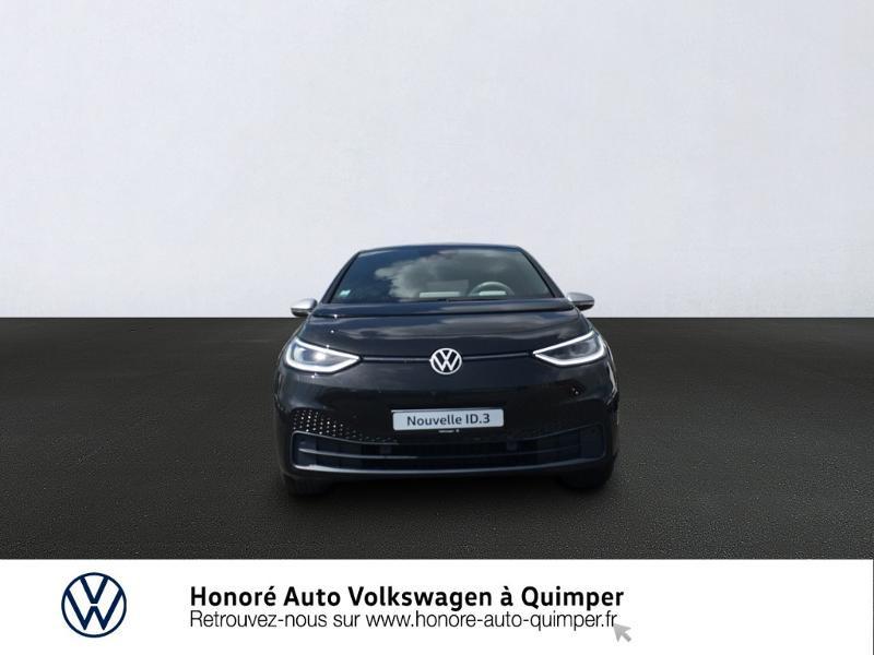 Photo 3 de l'offre de VOLKSWAGEN ID.3 204ch 1st Plus à 32500€ chez Honore Auto - Volkswagen Quimper