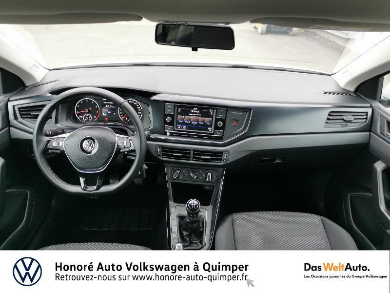 Photo 9 de l'offre de VOLKSWAGEN Polo 1.0 MPI 65ch Trendline Euro6d-T à 12490€ chez Honore Auto - Volkswagen Quimper