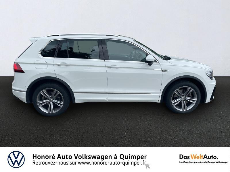 Photo 4 de l'offre de VOLKSWAGEN Tiguan 2.0 TDI 190ch Carat Exclusive 4Motion DSG7 à 27490€ chez Honore Auto - Volkswagen Quimper