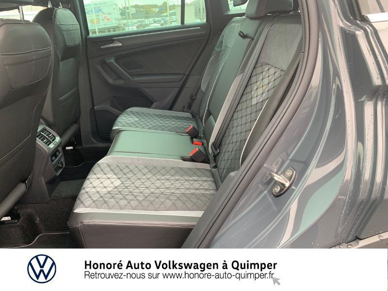Photo 11 de l'offre de VOLKSWAGEN Tiguan 2.0 TDI 150ch R-Line 4Motion DSG7 à 39900€ chez Honore Auto - Volkswagen Quimper