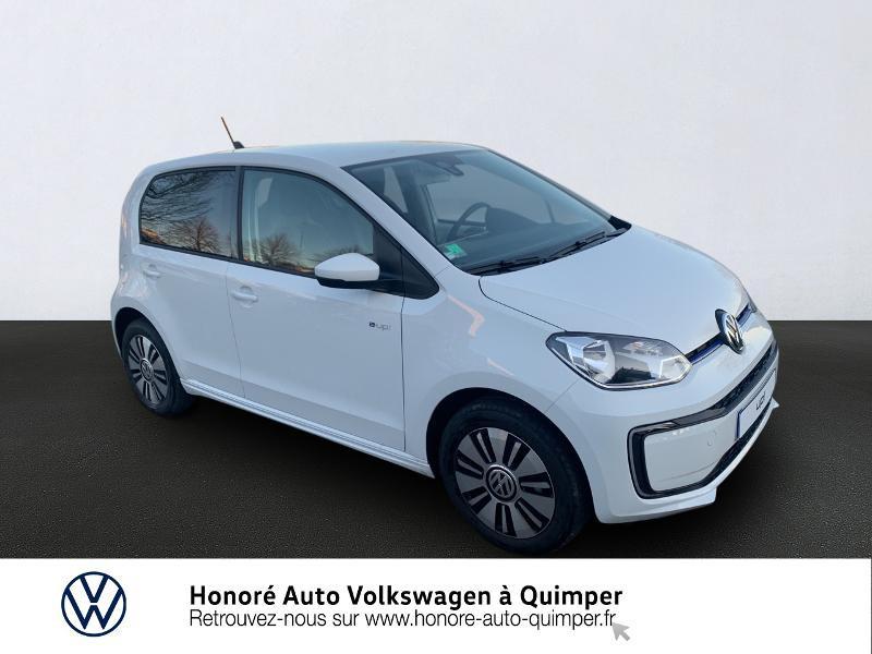 Volkswagen e-up! Electrique 82ch Electrique Blanc Pur Occasion à vendre