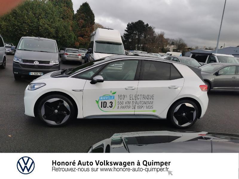Photo 22 de l'offre de VOLKSWAGEN ID.3 204ch 1st Max à 33800€ chez Honore Auto - Volkswagen Quimper