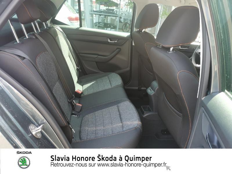 Photo 7 de l'offre de SKODA Fabia 1.0 TSI 95ch Clever Euro6d-T à 14490€ chez Honore Auto - Volkswagen Quimper