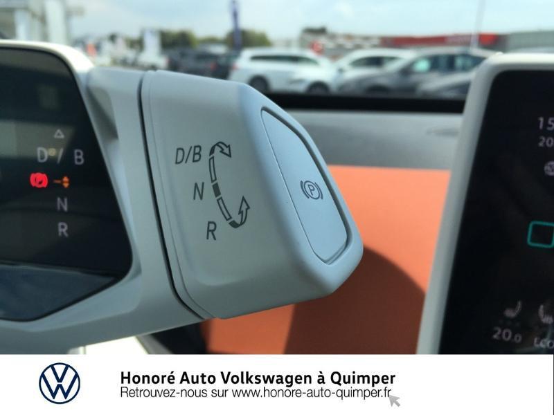 Photo 8 de l'offre de VOLKSWAGEN ID.3 204ch 1st Plus à 32500€ chez Honore Auto - Volkswagen Quimper