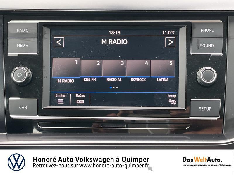 Photo 8 de l'offre de VOLKSWAGEN Polo 1.0 MPI 65ch Trendline Euro6d-T à 13490€ chez Honore Auto - Volkswagen Quimper