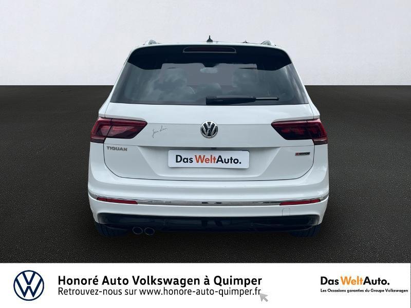 Photo 5 de l'offre de VOLKSWAGEN Tiguan 2.0 TDI 190ch Carat Exclusive 4Motion DSG7 à 27490€ chez Honore Auto - Volkswagen Quimper