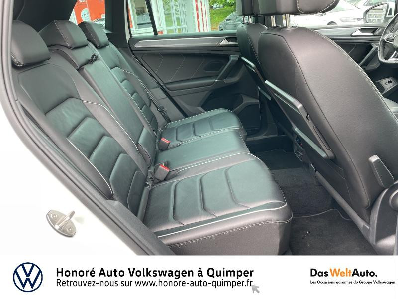 Photo 8 de l'offre de VOLKSWAGEN Tiguan 2.0 TDI 190ch Carat Exclusive 4Motion DSG7 à 27490€ chez Honore Auto - Volkswagen Quimper