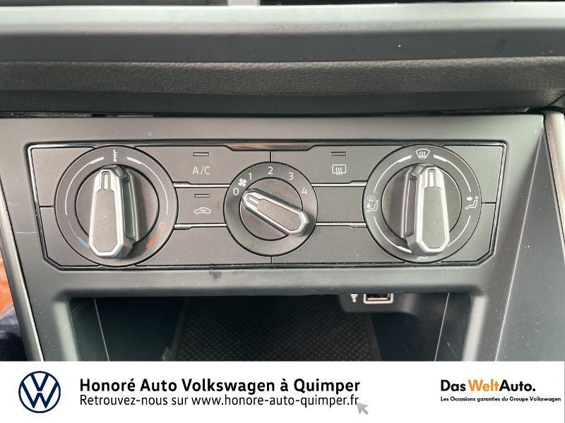 Photo 19 de l'offre de VOLKSWAGEN Polo 1.6 TDI 80ch Confortline Business Euro6d-T à 15480€ chez Honore Auto - Volkswagen Quimper