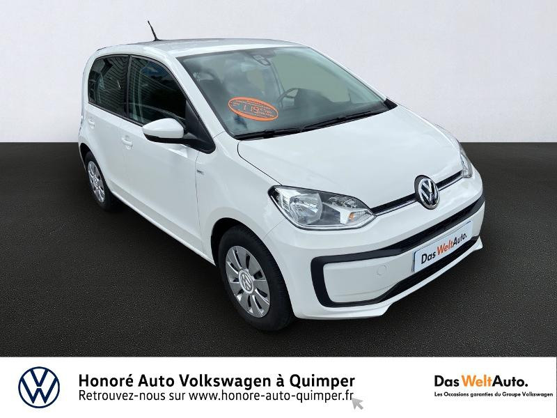 Volkswagen up! 1.0 60ch BlueMotion Technology Move up! 5p Euro6d-T Essence BLANC CANDY Occasion à vendre