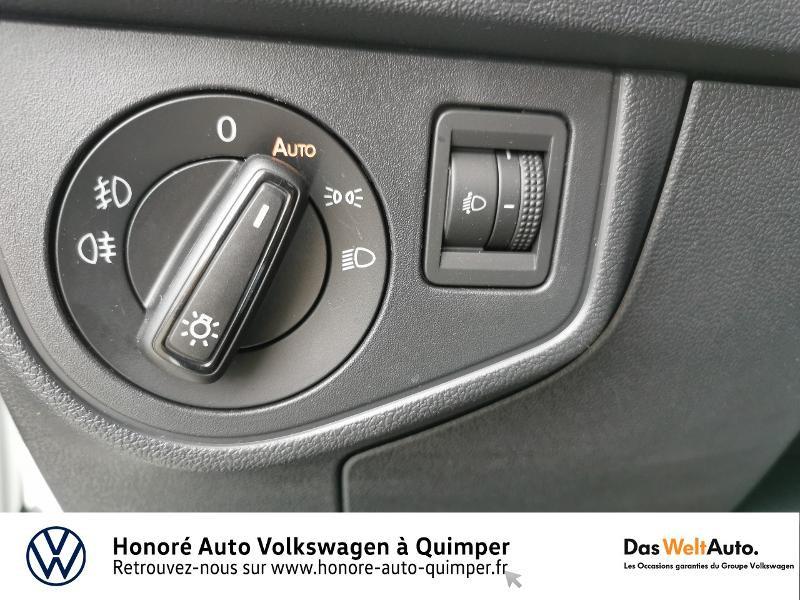 Photo 17 de l'offre de VOLKSWAGEN Polo 1.0 MPI 65ch Trendline Euro6d-T à 12490€ chez Honore Auto - Volkswagen Quimper