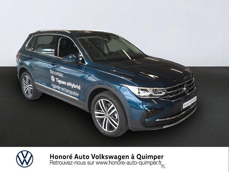 Photo 1 de l'offre de VOLKSWAGEN Tiguan 1.4 eHybrid 245ch Elegance Exclusive DSG6 à 45900€ chez Honore Auto - Volkswagen Quimper
