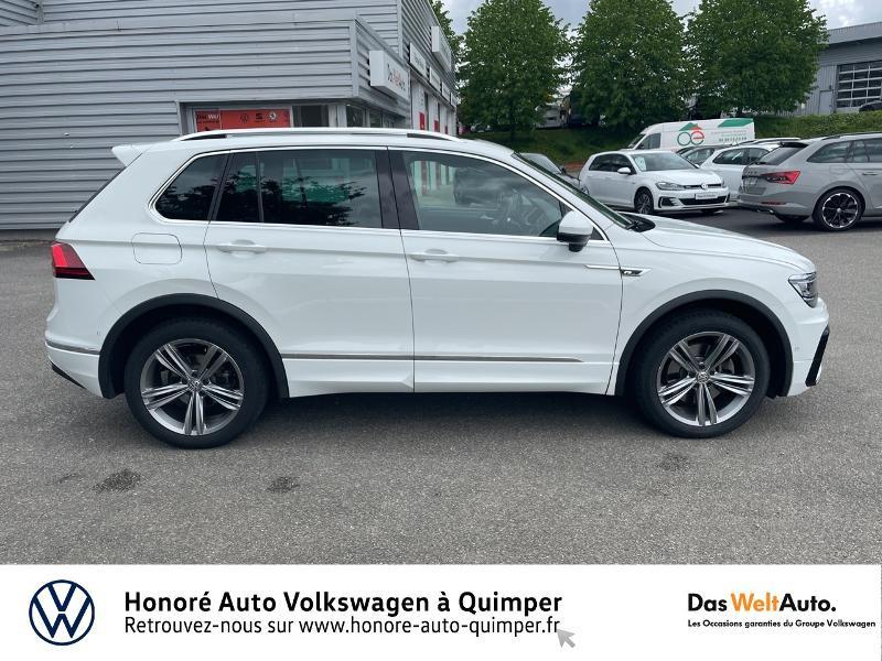 Photo 23 de l'offre de VOLKSWAGEN Tiguan 2.0 TDI 190ch Carat Exclusive 4Motion DSG7 à 27490€ chez Honore Auto - Volkswagen Quimper