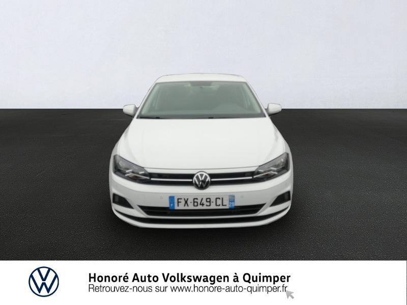 Photo 5 de l'offre de VOLKSWAGEN Polo 1.0 TSI 95ch Active BVM5 à 16900€ chez Honore Auto - Volkswagen Quimper