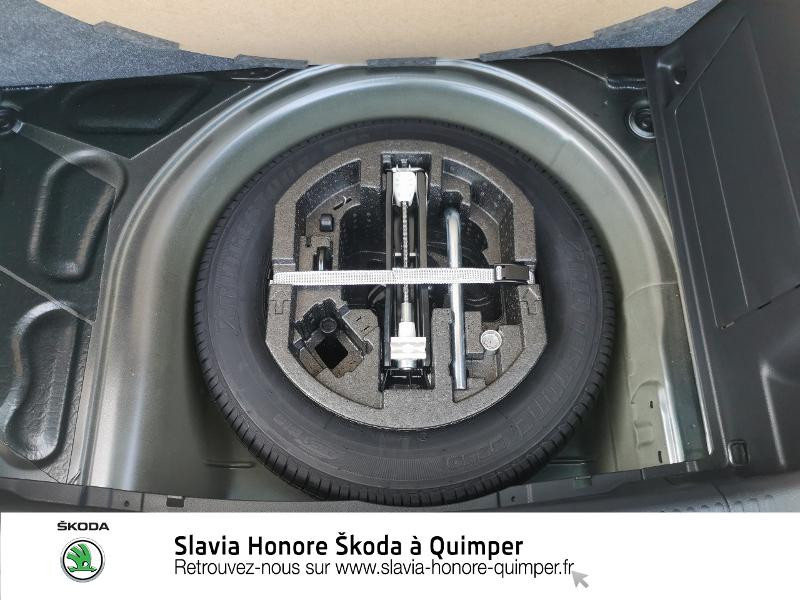 Photo 20 de l'offre de SKODA Fabia 1.0 TSI 95ch Clever Euro6d-T à 14490€ chez Honore Auto - Volkswagen Quimper