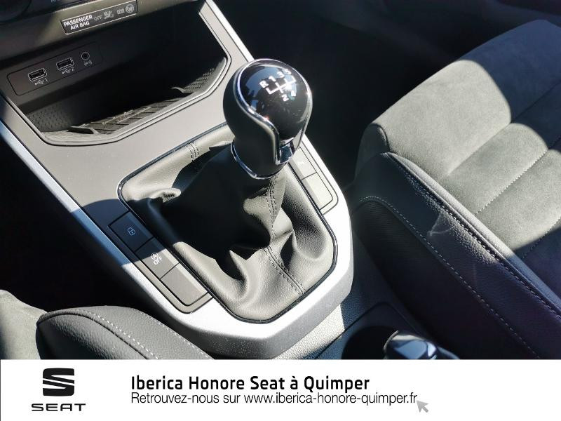 Photo 19 de l'offre de SEAT Arona 1.0 EcoTSI 95ch Start/Stop Urban Euro6d-T à 17790€ chez Honore Auto - Volkswagen Quimper