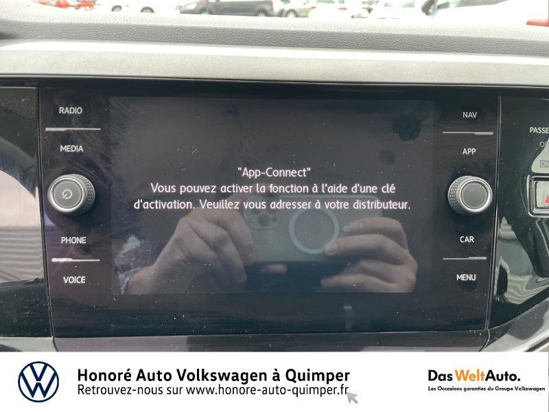 Photo 17 de l'offre de VOLKSWAGEN Polo 1.6 TDI 80ch Confortline Business Euro6d-T à 15480€ chez Honore Auto - Volkswagen Quimper