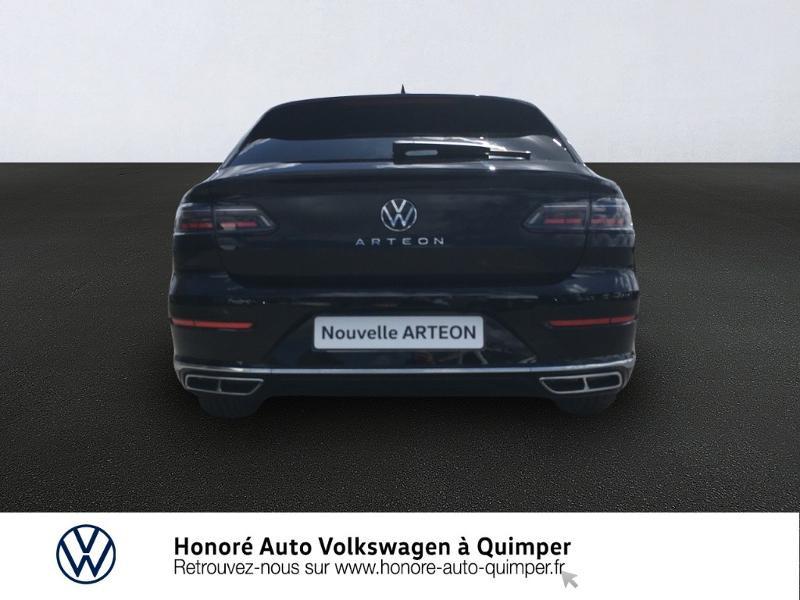 Photo 5 de l'offre de VOLKSWAGEN Arteon ShootingBrake 2.0 TDI EVO 150ch R-Line DSG7 à 44900€ chez Honore Auto - Volkswagen Quimper