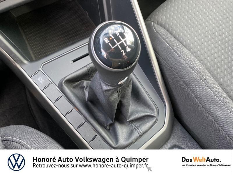 Photo 12 de l'offre de VOLKSWAGEN Polo 1.0 MPI 65ch Confortline Euro6d-T à 12490€ chez Honore Auto - Volkswagen Quimper