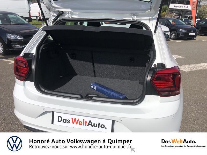 Photo 7 de l'offre de VOLKSWAGEN Polo 1.0 MPI 65ch Trendline Euro6d-T à 12490€ chez Honore Auto - Volkswagen Quimper