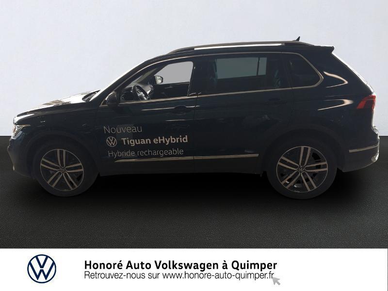 Photo 3 de l'offre de VOLKSWAGEN Tiguan 1.4 eHybrid 245ch Elegance Exclusive DSG6 à 45900€ chez Honore Auto - Volkswagen Quimper