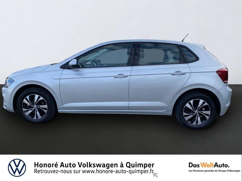 Photo 4 de l'offre de VOLKSWAGEN Polo 1.0 MPI 65ch Confortline Euro6d-T à 12490€ chez Honore Auto - Volkswagen Quimper
