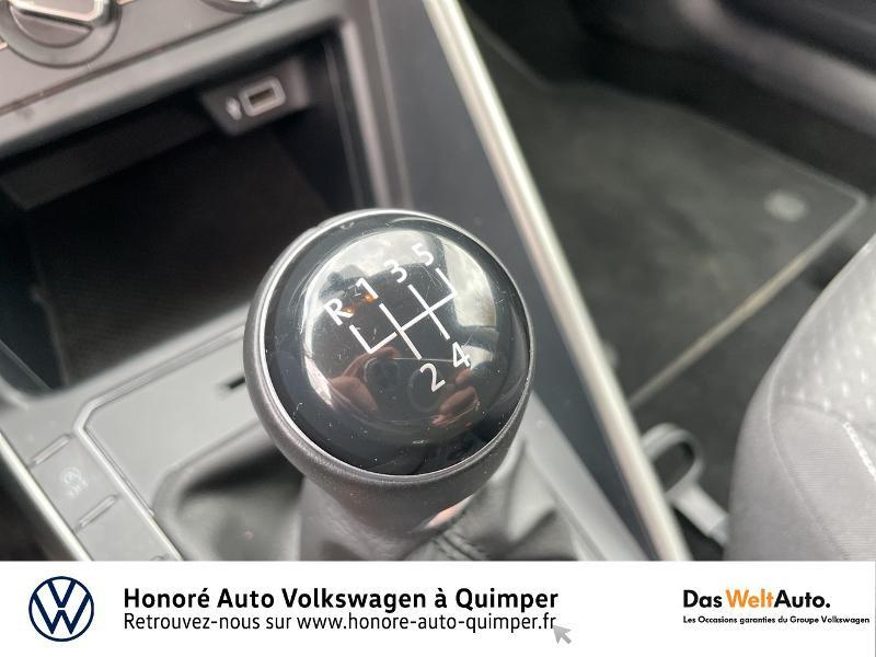 Photo 20 de l'offre de VOLKSWAGEN Polo 1.6 TDI 80ch Confortline Business Euro6d-T à 15480€ chez Honore Auto - Volkswagen Quimper